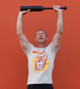 Don Giafardino – South Florida Area Owner and Developer of Adex Clubs and Maces. Don has taken his love for fitness and brought it out for the world with the modernization of one of the oldest fitness tools know to man.
