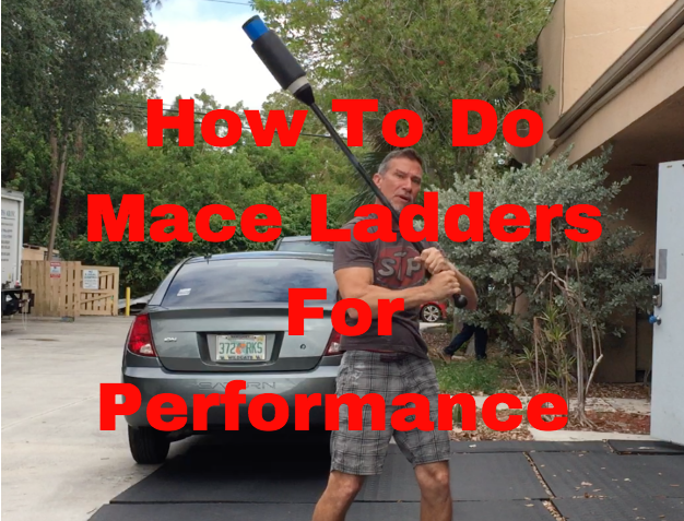 How to do Mace Ladders