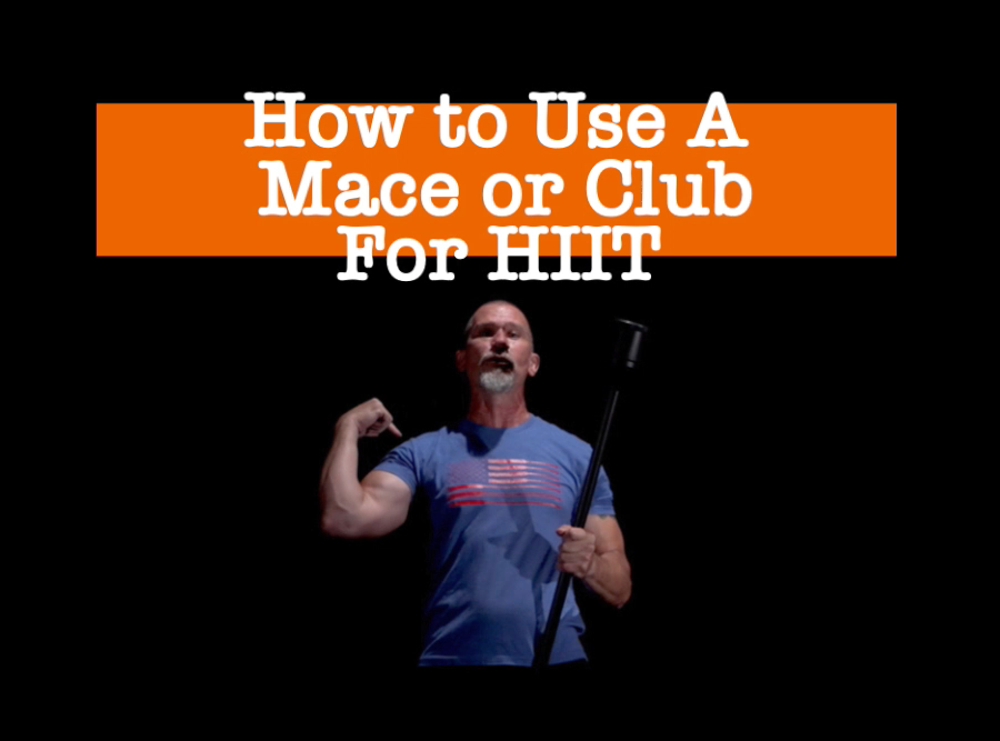 Mace & Club HIIT (Cardio) Training